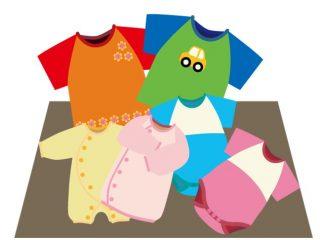 子供服のイラスト